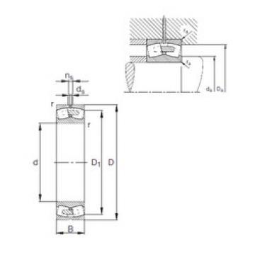 Rodamientos 23260-E1A-MB1 FAG