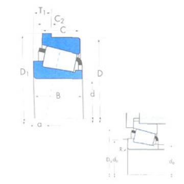 Rodamiento L305649/L305610B Timken