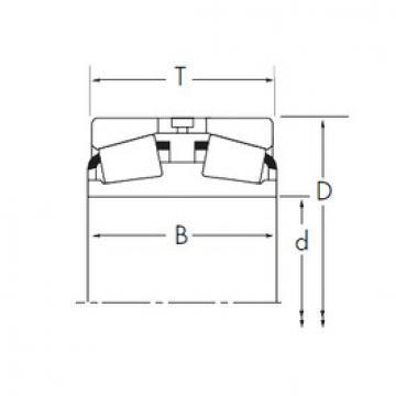 Rodamiento L217845D/L217810+L217810EA Timken