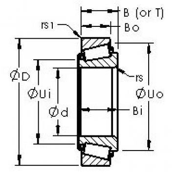 Rodamiento L45449/L45410 AST